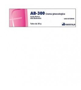 AB 300 CREMA GINECOLOGICA 1% 30 G