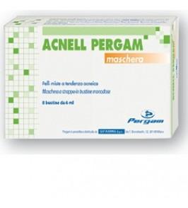 ACNELL PERGAM MASCH 8BUSTE 8ML