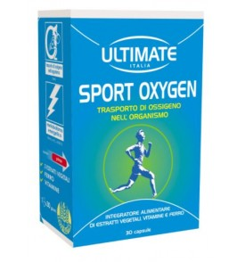 ULTIMATE SPORT OXYGEN 30CPS