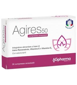 AGIRES 50 30CPR OROSOLUBILI