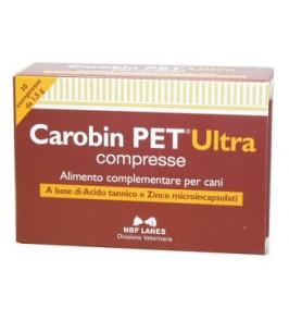 CAROBIN PET ULTRA 30 COMPRESSE
