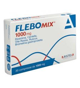 FLEBOMIX 1000 2 BLISTER 15 COMPRESSE