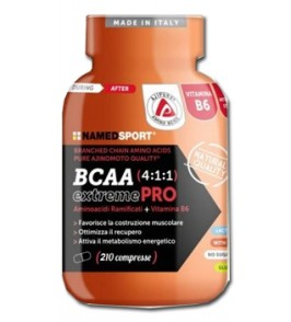 BCAA 4:1:1 EXTREME PRO 210 COMPRESSE