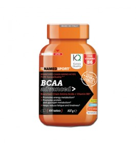 BCAA ADVANCED 100CPR (NAMED)