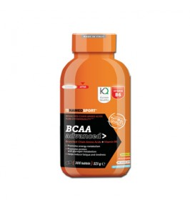 BCAA ADVANCED 300 COMPRESSE