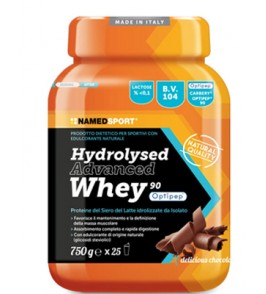 HYDROLYSED ADVANCED WHEY DELICIOUS CHOCOLATE BARATTOLO POLVE RE ORALE 750 G