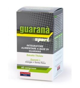 GUARANA SPORT 60 COMPRESSE