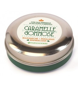 FARMADERBE CARAMELLE GOMMOSE BALSAMICHE 60 G