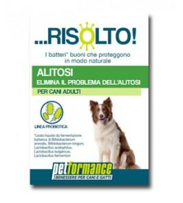 PETFORMANCE ALITOSI RISOLTO CANE 50 ML
