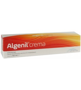 ALGENIL CREMA PER MASSAGGI AD EFFETTO TERMOGENICO 50 ML