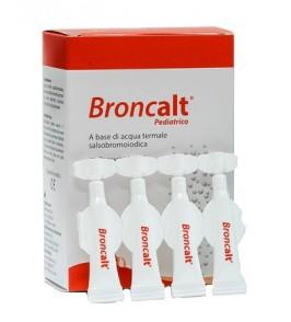 BRONCALT STRIP PEDIATRICO SOLUZIONE IRRIGAZIONE NASALE 20 FL ACONCINI DA 2 ML