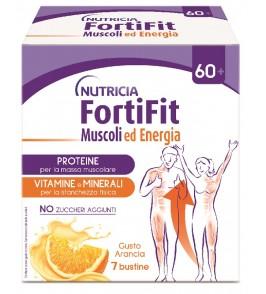 FORTIFIT MUSCOLI&ENERGIA ARANCIA 7 BUSTINE