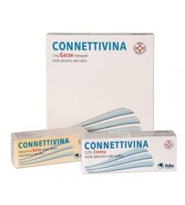 CONNETTIVINA*10GARZE 2MG 10X10