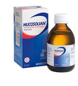 MUCOSOLVAN*SCIR 200ML 15MG/5ML
