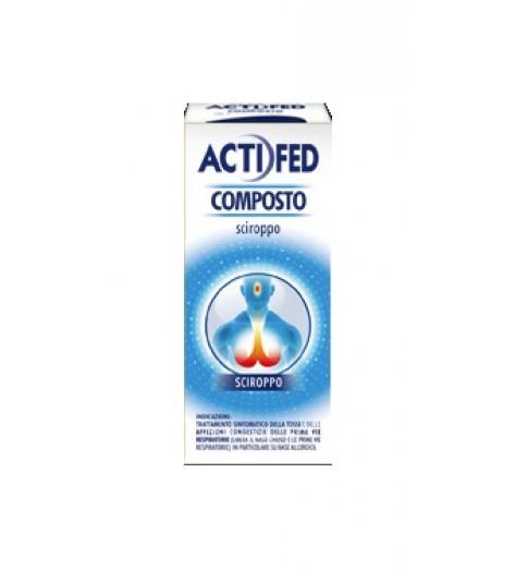 ACTIFED COMPOSTO*SCIR 100ML