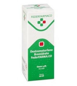 SOBREPIN TOSSE SEDATIVO*orale soluz 20 ml 15 mg/ml