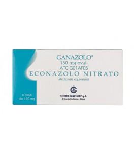 GANAZOLO*6 ovuli vag 150 mg