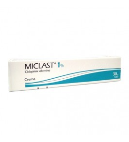 MICLAST*CREMA 30G 1%