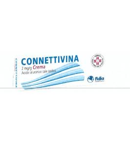 CONNETTIVINA*crema derm 15 g 2 mg/g