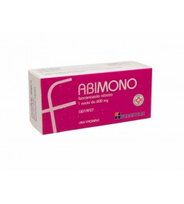ABIMONO*1 OV VAG 600MG